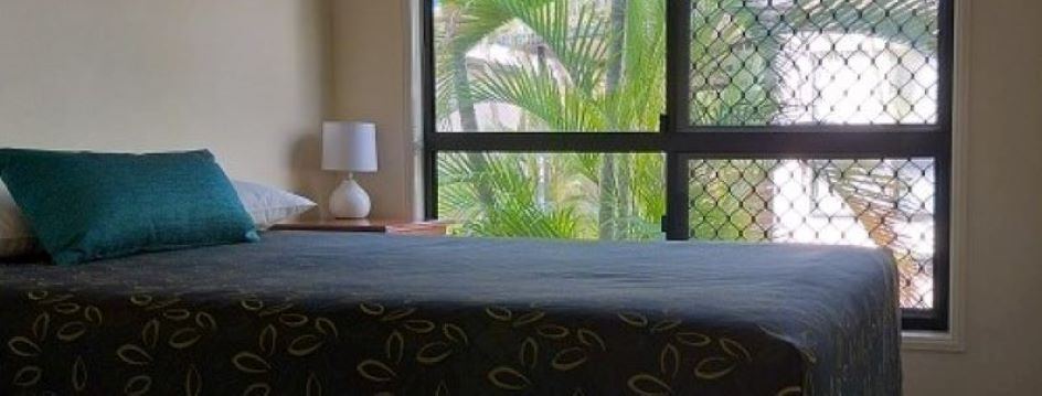 All apartments have separate queen bedrooms. Free and unlimited Wi-Fi provided